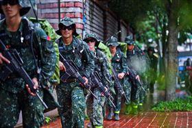 特一營戰術行,「中華民國陸軍」臉書