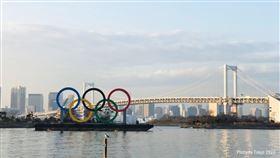 東京奧運,東奧。(圖/翻攝自東京奧運推特)