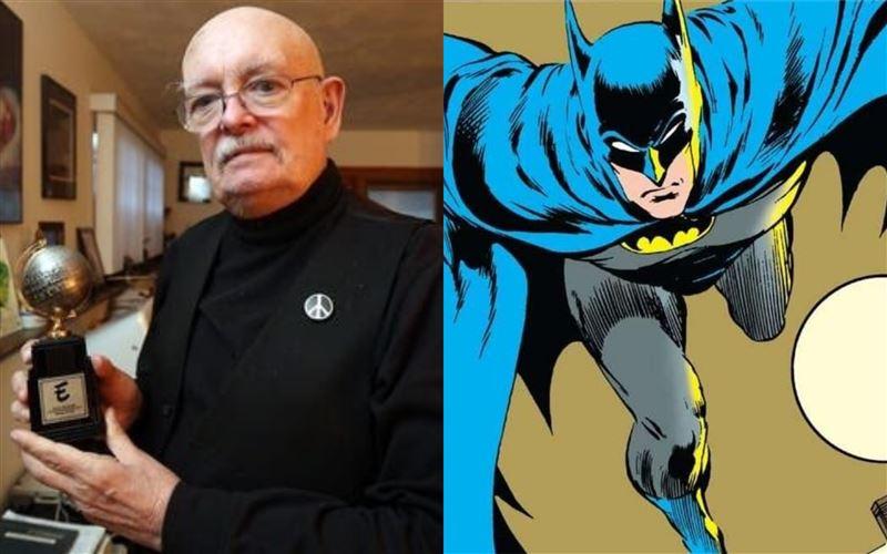 慟!《蝙蝠俠》之父逝世 享壽81歲