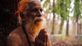 能治癒武肺?印度聖人反感染20信徒 印度,武漢肺炎,新冠病毒,密宗,聖人 示意圖/翻攝自pixabay