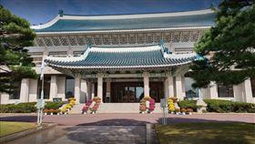 (圖/翻攝自Google Map)南韓,青瓦台