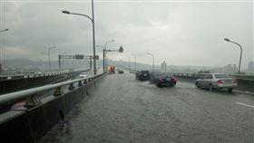 新北,大雨,豪雨,淹水,土城,新店,北大