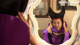 紫皇后的阿白問誰最美?