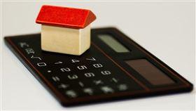 房子,文件,稅金。(圖/翻攝自Pixabay)