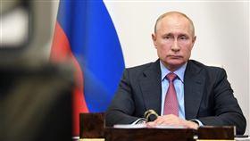 俄羅斯總統蒲亭14日首度對美國的抗議風潮發表評論,稱美國國內存在深層危機的跡象。(圖/翻攝自twitter.com/KremlinRussia_E)