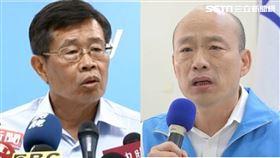 高雄代理市長楊明州、韓國瑜