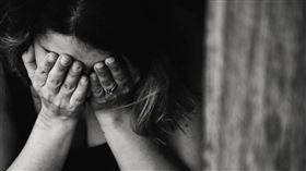 女孩,哭。(示意圖/翻攝自Pixabay)