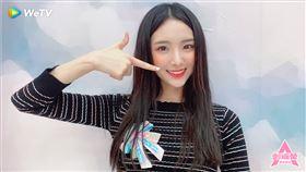 鄭乃馨Nene,創造營2020,表特版,正妹。圖/WeTV提供
