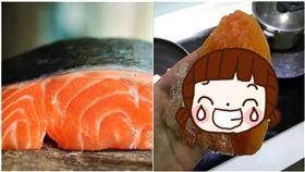 爸解凍鮭魚…他打開想煎秒傻眼:怎麼有籽?結局曝光網笑翻