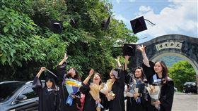 華梵大學108學年度畢業典禮 圖/華梵提供