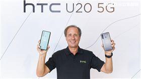 HTC,宏達電,台灣製造,5G手機,HTC U20 5G,HTC Desire 20 pro,五鏡頭