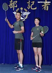 陸軍司令部研改團隊完成「運動服裝」強化吸濕排汗及快乾功能。(記者邱榮吉/攝影)