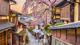 台灣旅客住宿收藏排名第三的是日本京都,可見日本旅遊依舊是台灣旅客的首選。(圖/Booking.com提供)