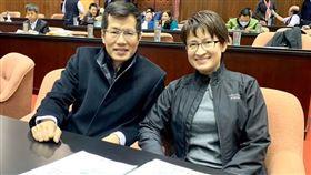 蕭美琴,駐美代表,女性駐美代表,羅致政 圖/翻攝自羅致政臉書