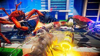超魔性格鬥遊戲「螃蟹大戰」7月上市