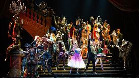 2020全台矚目,唯一強檔 百老匯最長壽音樂劇《歌劇魅影》四度來台 6月19日下午3點半 寬宏售票強檔開賣 寬宏藝術提供