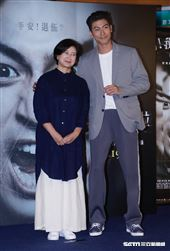 《媽!我阿榮啦》17日晚在信義威秀舉辦首映會。(圖/記者林聖凱攝影)