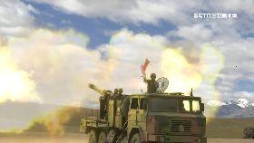 中西藏軍演0800