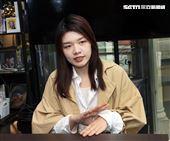 陳侑彤三立新聞網專訪。(記者邱榮吉/攝影)