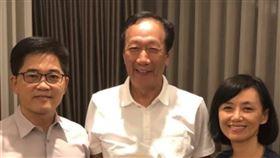 「黃健庭在監院是大材小用」郭台銘願背書:人才不該被糟蹋 圖翻攝自郭台銘臉書