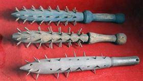 刀子,古代殘忍兵器