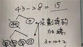 國小數學,直立式數學,建構式數學,大人,爸媽