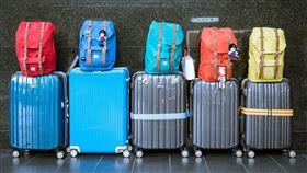 -行李箱-出國-機場-(圖/pixabay)