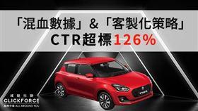 混血數據&客製化策略 成功為SUZUKI汽車提升銷售力