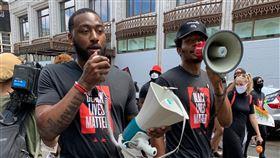 警歧視真實存在 巫師球星曝親身經歷 NBA,華盛頓巫師,Bradley Beal,歧視,警察 翻攝自推特
