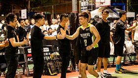 林俊吉在夢想家青年隊選拔賽首戰攻下20分。(圖/寶島夢想家提供)