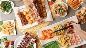鹹酥雞是療癒美食。(圖/ubereats提供)