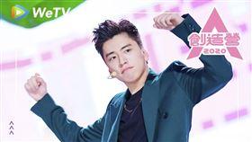 WeTV《創造營2020》第三次公演舞台邀請丁禹兮、李治廷、R1SE任豪、施柏宇、王大陸、張雲龍。圖/WeTV提供