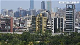 大安區,房市。(圖/記者陳韋帆攝影)