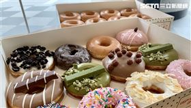 Krispy Kreme,6入原味糖霜甜甜圈,甜甜圈,美式甜甜圈(圖/品牌業者提供)