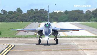 隔了31年的感動 國造勇鷹首飛成功