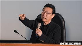 中廣董事長趙少康16日出席不當黨產委員會中廣、中影預備聽證會 資料照