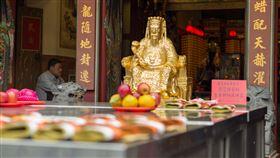 霞海城隍廟(記者陳弋攝影)