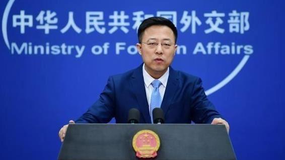 美雙航母南海軍演…中國外交部崩潰瞎批:炫耀武力別有用心