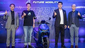 宏佳騰智慧電車推出全新Ai-1 Sport ABS車系,兼具強悍性能跑格,秒煞全場!(圖/業者提供)