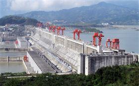 三峽大壩。(圖/翻攝自維基百科)