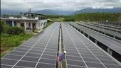 力暘能源推綠能!太陽能光電場開工