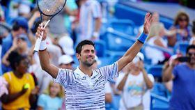 Novak Djokovic。(圖/翻攝自Novak Djokovic推特)