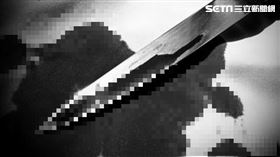 刀、符咒(圖/資料畫面)