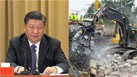 中國官方強推「合村併居」,已經導致各地發生房屋強拆、農民失去耕地、流離失所等這種亂象(示意圖/翻攝資料照、pixabay)