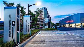 ▲台灣保時捷積極展開全台充電設備佈建。(圖/Porsche提供)