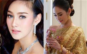 泰國女星娜奧提桑納特(Now Tisanart Sornsuek)/臉書