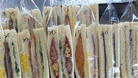 早餐,奧客,三明治,習慣(翻攝自 爆怨公社)