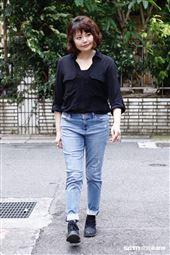 林嘉俐接受三立新聞網專訪。(圖/記者林聖凱攝影)