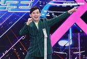 黃子佼所主持的素人選秀節目《平民巨星》請來本土天團玖壹壹擔任評審。(圖/記者林聖凱攝影)
