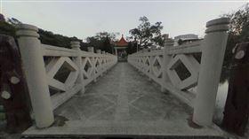 桃園市虎頭山旁的忠義公園。(圖/翻攝Google Map)